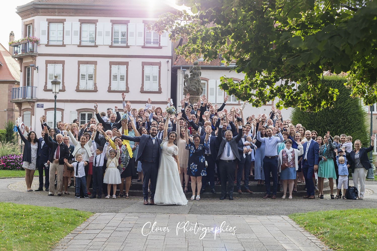 photographe professionnelle - photos de mariage - alsace moselle - clover photographies