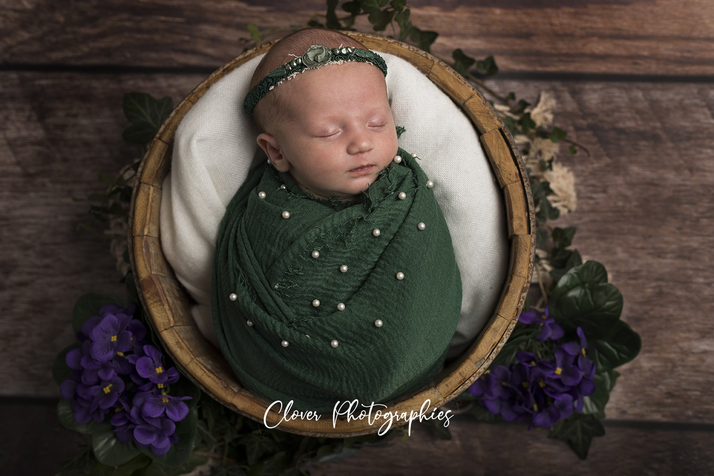 clover photographies - séance photo naissance