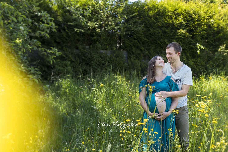 photos de grossesse à sarrebourg - Clover Photographies
