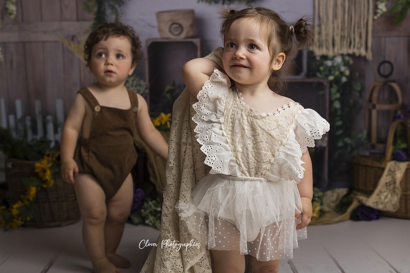séance bébé jumeau strasbourg - clover photographies