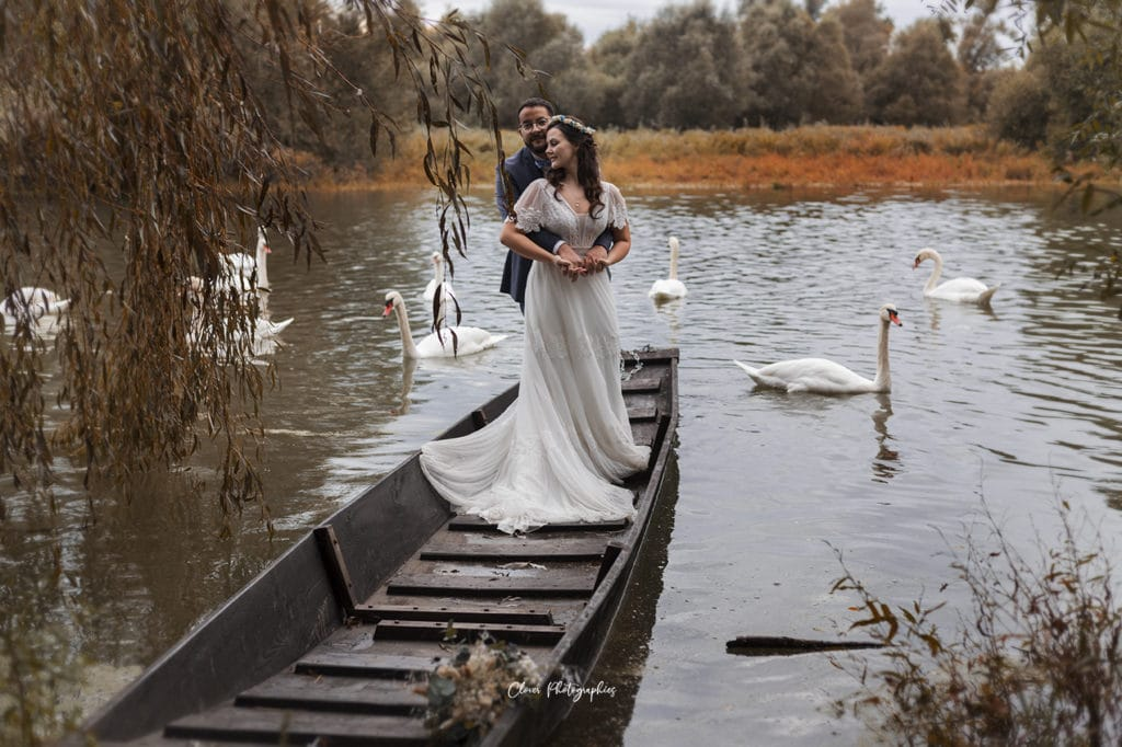 photographe mariage en automne alsace moselle : strasbourg sarrebourg - clover photographies