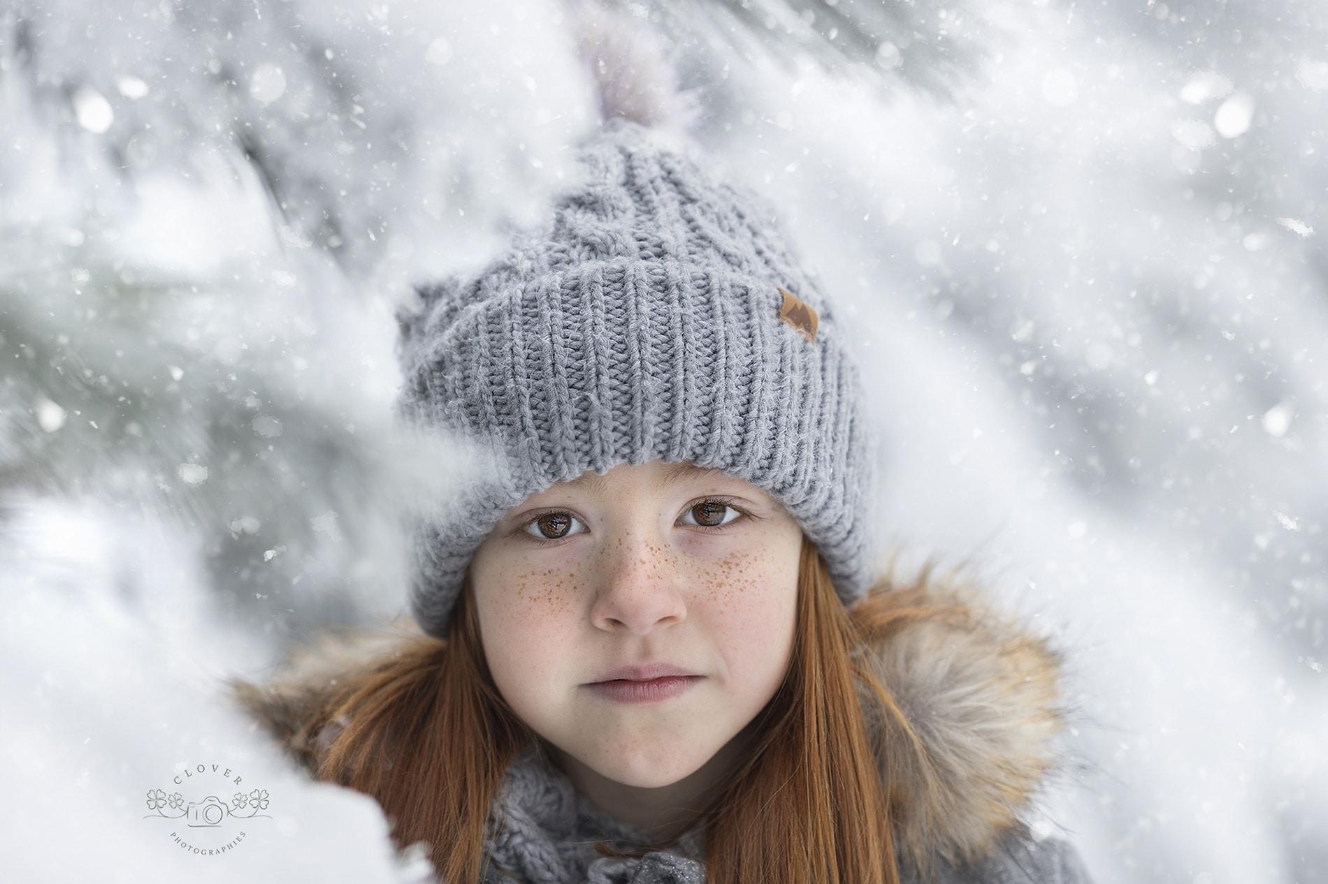 Séance photo fine art portrait enfant strasbourg - Clover Photographies