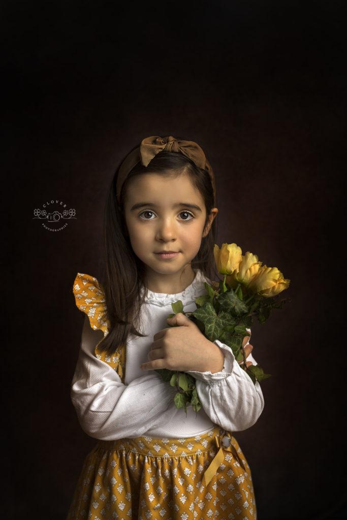 photographe enfant strasbourg - photo fine art - clover photographies