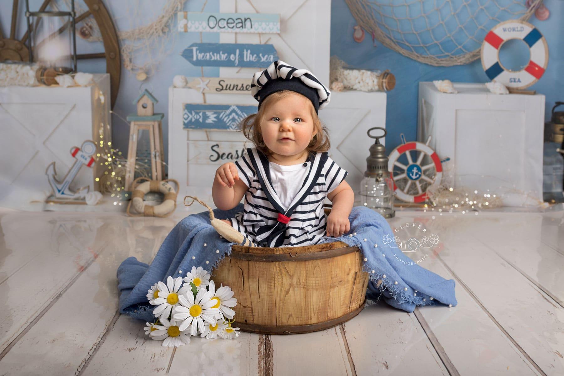 séance photo bébé strasbourg - photographe bébé - clover photographies