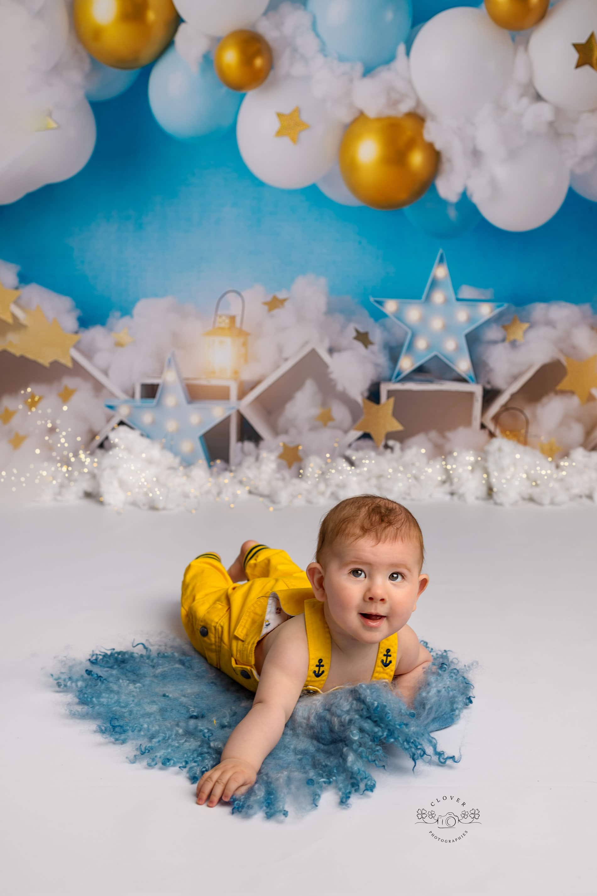 Séance photo bébé garçon strasbourg - Clover Photographies